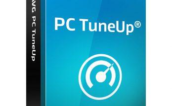AVG PC TuneUp 2020 Crack