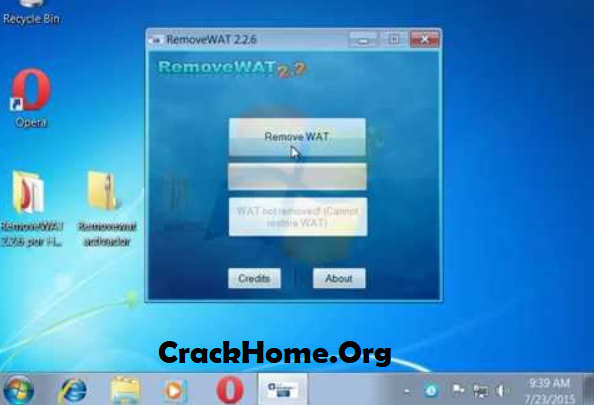 RemoveWAT 2.2.9 Activator for Windows Download