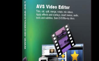 AVS Video Editor Crack Download