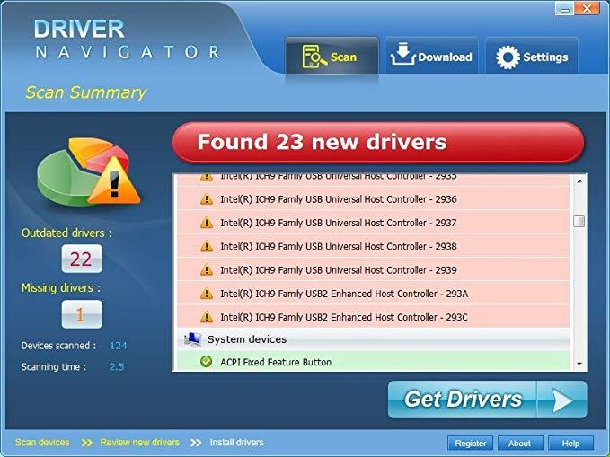 Driver Navigator 3.6.9 Crack Keygen Full Version Download