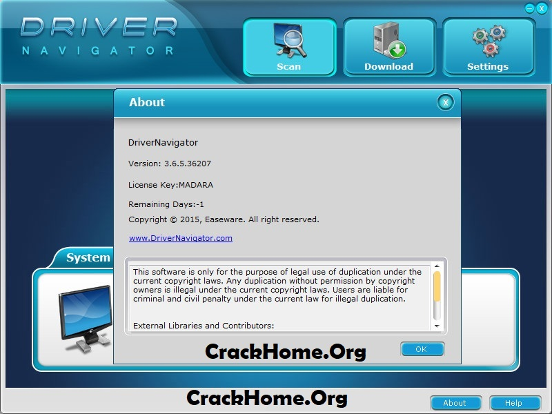 Driver Navigator License Key Full Version Download