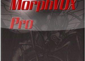 MorphVox Pro Crack