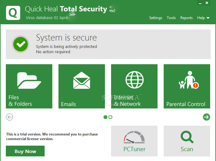 Quick Heal Total Security Full Free Download