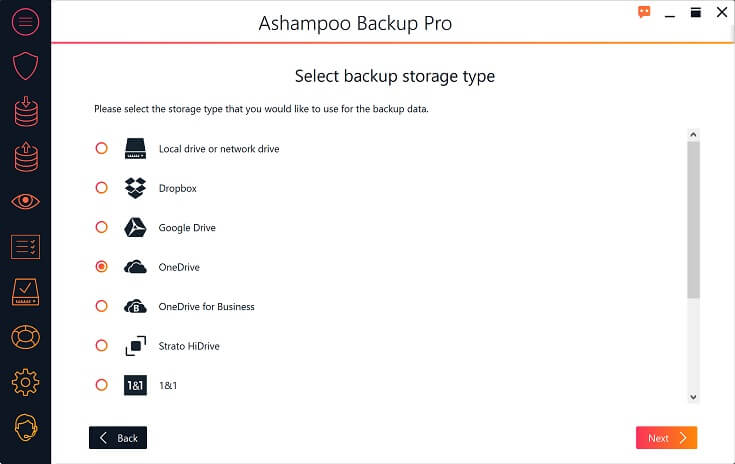 Ashampoo Backup Pro License Key